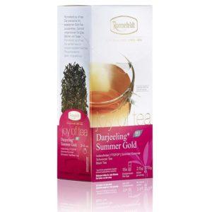 Joy of Tea® Darjeeling Summer Gold -BIO- von Ronnefeldt