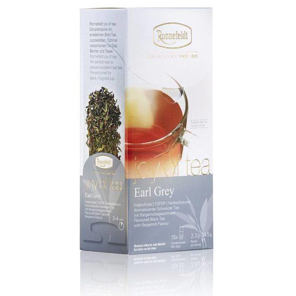 Joy of Tea® Earl Grey von Ronnefeldt