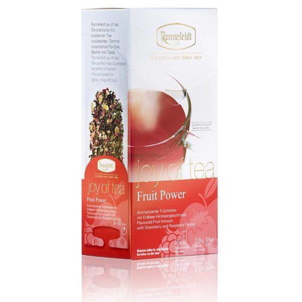 Joy of Tea® Fruit Power von Ronnefeldt