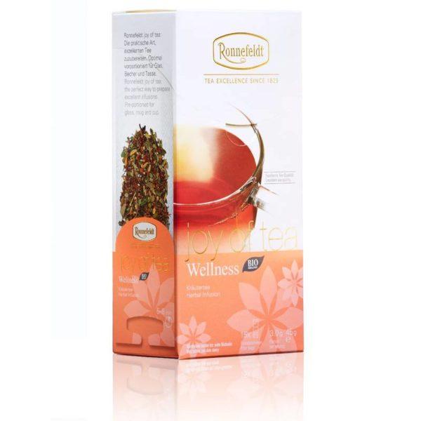 Joy of Tea® Wellness -BIO- von Ronnefeldt