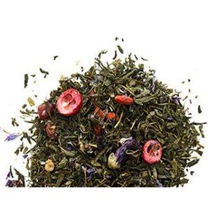 Aromatisierter Grüner Tee von Ronnefeldt
