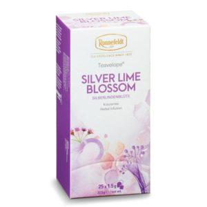 Teavelope® Silver Lime Blossom von Ronnefeldt