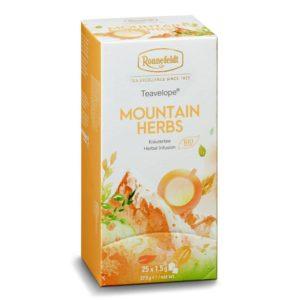 Teavelope® Mountain Herbs -BIO- von Ronnefeldt