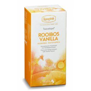 Teavelope® Rooibos Vanilla von Ronnefeldt