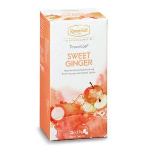 Teavelope® Sweet Ginger von Ronnefeldt