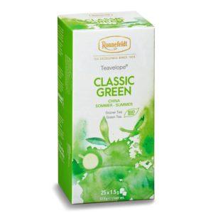 Teavelope® Classic Green -BIO- von Ronnefeldt
