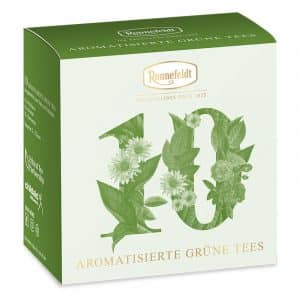 Probierbox Aromatisierte Grüne Tees von Ronnefeldt
