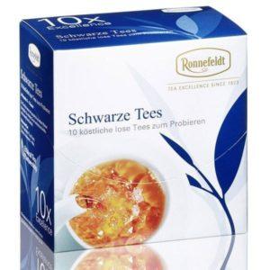 Ronnefeldt Tee Probierboxen