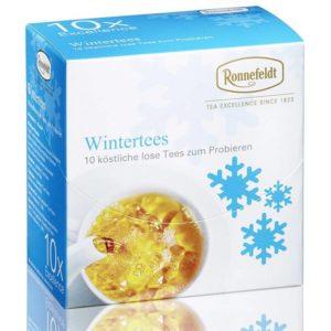 Probierbox Wintertees von Ronnefeldt