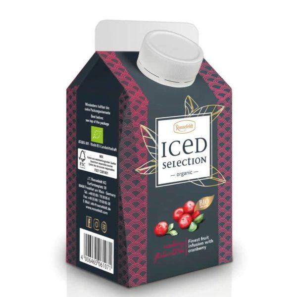 Iced Selection® Cranberry -BIO- von Ronnefeldt