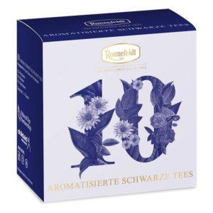 Probierbox Aromatisierte Schwarze Tees