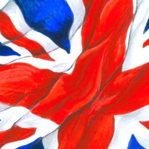 Londoner Flaggen & Regionen -Dunoon